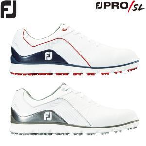 フットジョイ ゴルフシューズ メンズ New PRO SL Lace ニュープロ エスエル 紐タイプ 2018年モデル|g-zone