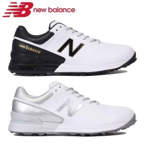 ニューバランス ゴルフ MG2500 新色 ゴルフシューズ メンズ 2018モデル ソフトスパイク シューレース 日本正規品|g-zone
