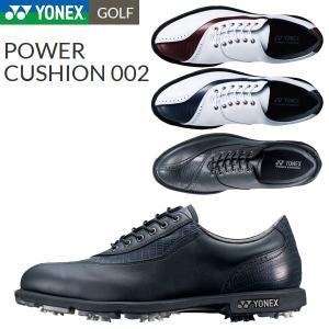 ヨネックス ゴルフシューズ メンズ パワークッション 002 SHG-002|g-zone