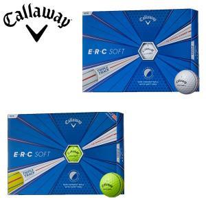 キャロウェイ ゴルフ E・R・C ソフト ゴルフボール 1ダース 12P 2019モデル ERC|g-zone