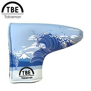 TOBIEMON 飛衛門 とびえもん ゴルフ パターカバー ブレード型 T-BPC|g-zone