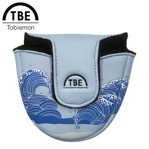 TOBIEMON 飛衛門 とびえもん ゴルフ パターカバー マレット型 T-MPC|g-zone