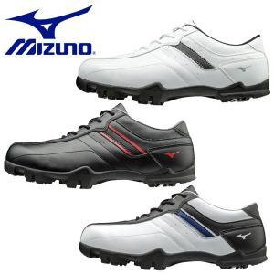 ミズノ ゴルフ ティーゾイド 51GQ1680 メンズ ゴルフシューズ 2016モデル T-ZOID ソフトスパイク|g-zone