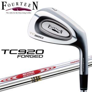 フォーティーン TC-920 FORGED アイアン 6本セット 2019年モデル 日本正規品|g-zone