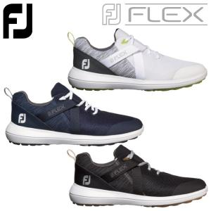 送料無料 フットジョイ ゴルフ エフジェイ フレックス メンズ ゴルフシューズ FJ FLEX 2019モデル スパイクレス|g-zone