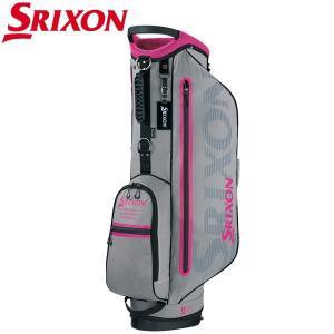 スリクソン ゴルフ キャディバッグ メンズ GGC-S147 スタンドタイプ 2019モデル 数量限定モデル|g-zone