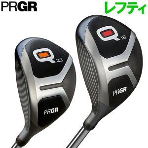 PRGR プロギア Q キュー フェアウェイウッド レフティ Q18、Q23 日本正規品 2019モデル|g-zone