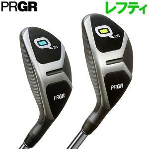 PRGR プロギア Q キュー ユーティリティ レフティ Q28、Q33 日本正規品 2019モデル|g-zone