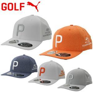 数量限定 プーマ ゴルフ P110 スナップバック キャップ ウィズ コブラマーク 帽子 021448 2019 USAモデル|g-zone