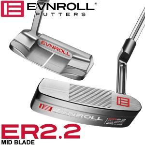 イーブンロール パター ER2.2 ミッドブレード EVNROLL ベストオブベストパター 日本正規品 g-zone