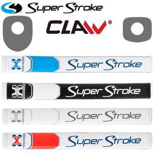 スーパーストローク  トラクション クロー グリップ パター用 Super Stroke Traxion CLAW 2019 日本正規取扱品|g-zone