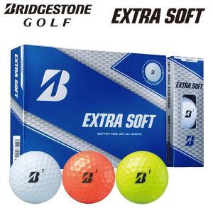 ブリヂストン ゴルフ エクストラソフト ゴルフボール 1ダース 12P 2019モデル|g-zone