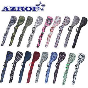 アズロフ ゴルフ ソフトクラブケース AZ-CC01 セルフバッグ|g-zone