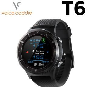 ボイスキャディ プレミアム ゴルフウォッチ T6 腕時計型 GPSゴルフナビ 2019年モデル|g-zone
