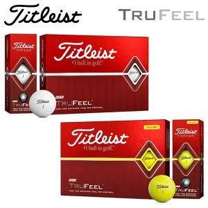 Titleist TRUFEEL  NEWタイトリスト トゥルーフィールは、タイトリストゴルフボール...