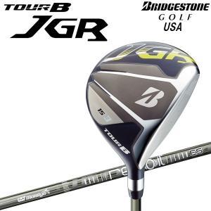 ブリヂストン ゴルフ TOUR B JGR フェアウェイウッド 2018 USAモデル|g-zone