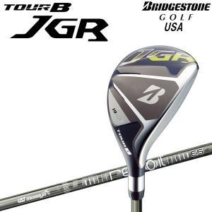 ブリヂストン ゴルフ TOUR B JGR HY ユーティリティ 2018 USAモデル|g-zone