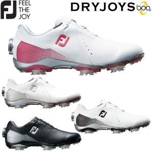 フットジョイ  ドライジョイズ ボア ゴルフシューズ レディース DRYJOYS Boa 2018モデル|g-zone