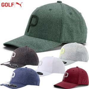 プーマ ゴルフ Pマーク スナップバック キャップ 帽子 021448|g-zone