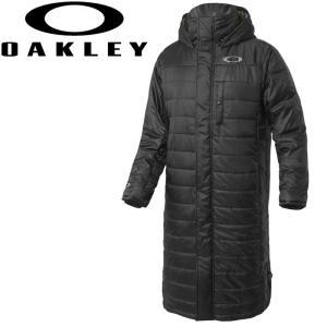 オークリー  ロングコート OAKLEY ENHANCE WIND WARM LONG COAT 412631JP|g-zone