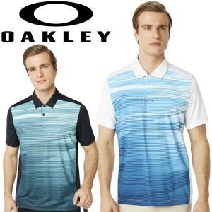 オークリー ゴルフウェア ACE GOLF 半袖 ポロシャツ 434311 2019春夏 30%OFF|g-zone