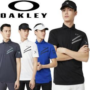 オークリー ゴルフウェア SKULL CLAW ジップ シャツ 4.0 434389JP 2019春夏 30%OFF|g-zone