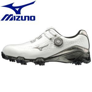 ミズノ ジェネム009ボア EEE ゴルフシューズ メンズ 51GM190003|g-zone