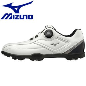 ミズノ ライトスタイル003ボア EEE ゴルフシューズ メンズ 51GM196001|g-zone