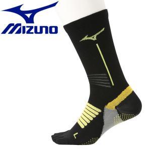 ミズノ ゴルフ バイオギアソックス 5本指レギュラー丈 メンズ 52JX7A0509|g-zone