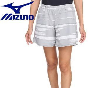 ミズノ ゴルフ グラフィックキュロットパンツ レディース 52MF924203|g-zone