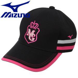 ミズノ ゴルフ キャップ レディース 52MW820109 g-zone