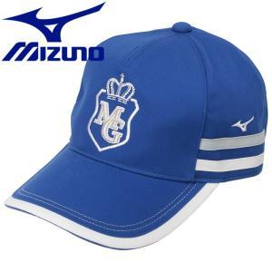 ミズノ ゴルフ キャップ レディース 52MW820125 g-zone