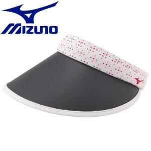 ミズノ ゴルフ UV対策バイザー レディース 52MW922201 g-zone