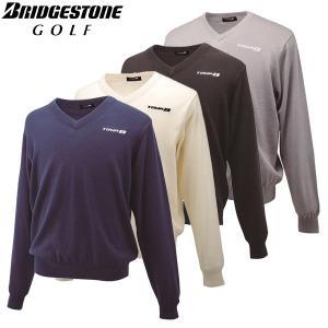 ブリヂストンゴルフ TOUR B セーター メンズ 59G01B 2019年モデル|g-zone
