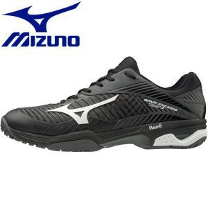 ミズノ ウエーブエクシード TOUR 3 AC テニスシューズ メンズ レディース 61GA187009|g-zone