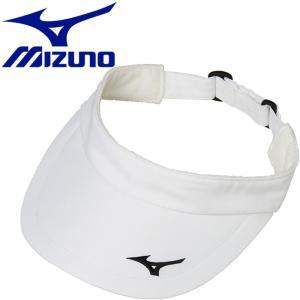 ミズノ テニス バイザー レディース 62JW810101