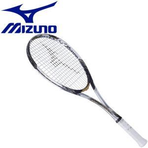 ミズノ DI-Z AERO ディーアイゼットエアロ ソフトテニス 軟式テニスラケット フレームのみ 63JTN74003|g-zone