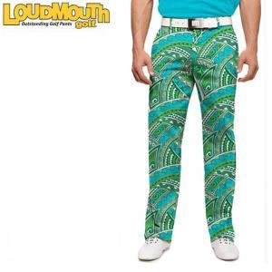 ラウドマウス ゴルフ メンズ ロングパンツ Tatu スリムフィット USAモデル 726-150-034 19sbn|g-zone