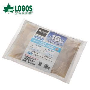 LOGOS ロゴス 氷点下パックGT-16℃・ソフト900g 保冷剤 81660607|g-zone