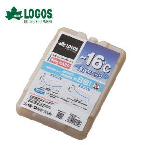 LOGOS ロゴス 氷点下パックGT-16℃・ハード600g 保冷剤 81660612|g-zone