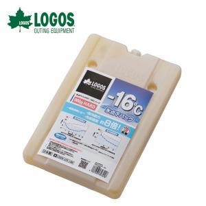 LOGOS ロゴス 氷点下パックGT-16℃・ハード900g 保冷剤 81660613|g-zone