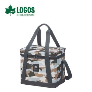 LOGOS ロゴス デザインクーラー15(10mm断熱)(カモフラ) 81670712|g-zone