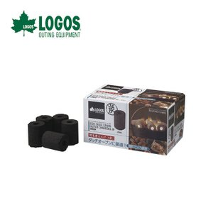 LOGOS ロゴス エコココロゴス・ダッチチャコール 30pcs 83100105 成型炭