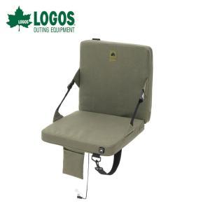 ○LOGOS(ロゴス) ヒートユニット・背付クッションシート 84200040|g-zone