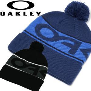 オークリー ゴルフ メンズ ビーニー OAKLEY FACTORY CUFF BEANIE 帽子 911432 18FW|g-zone