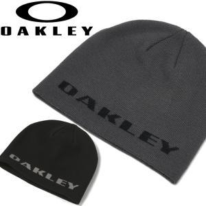 オークリー ゴルフ メンズ ビーニー OAKLEY ROCKSLIDE BEANIE 帽子 911499 18FW|g-zone