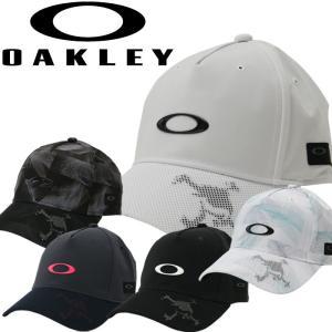オークリー ゴルフウェア メンズ SKULL LAYER キャップ 13.0 帽子 912156JP 2019春夏 30%OFF|g-zone