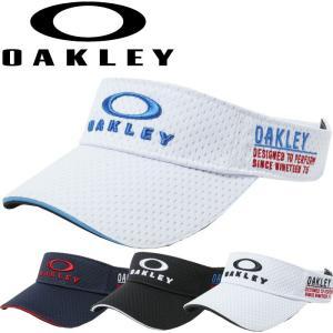 オークリー ゴルフウェア BG FIXED VISOR 13.0 バイザー 帽子 912164JP 2019春夏 30%OFF|g-zone