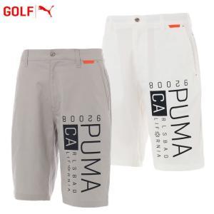 プーマ ゴルフウェア メンズ CA ショーツ ショートパンツ ハーフパンツ 923861 2019春夏|g-zone