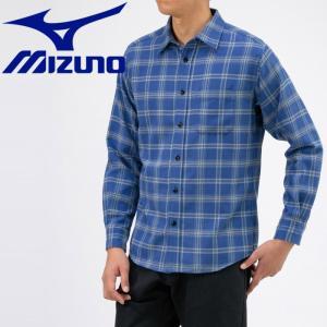 ミズノ アウトドア ブレスサーモ トレイルシャツ メンズ B2MC950725|g-zone
